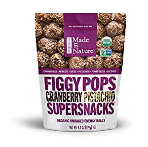 Figgy Pops Cranberry Pistachio Supersnacks