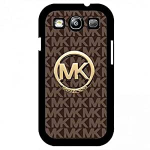 Michael Kors Logo Samsung Galaxy S3 Phone Case,Michael Kors Logo Phone Case Cover For Samsung Galaxy S3,Black Phone Case