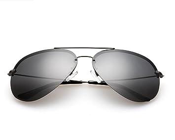 GOUQIN Gafas De Sol Nuevo Desplazamiento Óptico De Lentes De ...