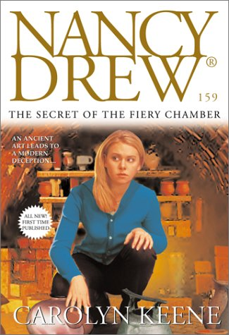 The Secret of the Fiery Chamber (Nancy Drew) ebook