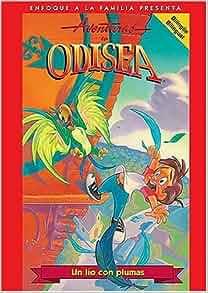 Un L 237 O Con Plumas Adventures In Odyssey Dvd Spanish Edition Focus On The Family 9780881136722 Amazon Com Books