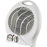 Appliances : Optimus H-1322 Portable 2-Speed Fan Heater with Thermostat