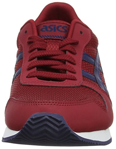 Asics Unisex Adults' Curreo Ii Trainers Red (Burgundy/Peacoat) buy cheap 100% authentic pg0Ct