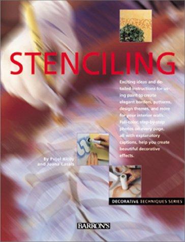 Stenciling (Decorative Techniques Series)