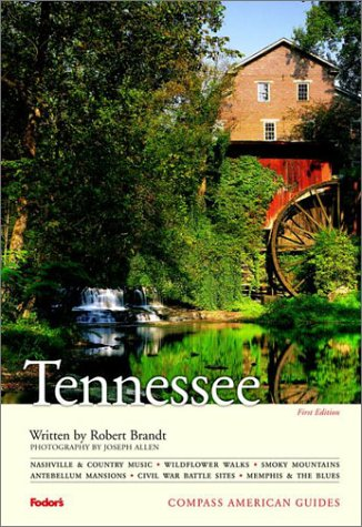 Compass American Guides: Tennessee, 1st Edition (Full-color Travel Guide) PDF
