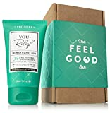 The Feel Good Lab | Pain Relief Cream for Arthritis Joint & Muscle Inflammation Fibromyalgia - 30 Natural Ingredients with Arnica MSM Turmeric - Treatment for Back Neck Hand Feet Tendonitis Sciatica