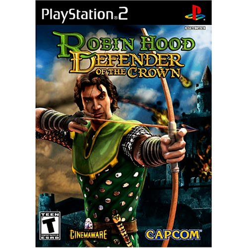 Robin Hood Defender of the Crown - PlayStation 2 (Robin Hood Defender Of The Crown Ps2)