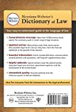 Merriam-Webster's Dictionary of Law, Newest