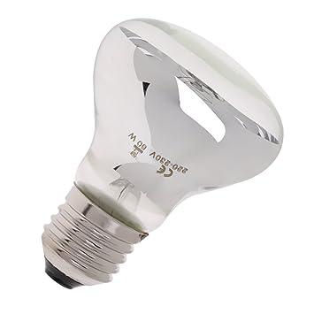 Sharplace E27 Wärmelampe Heizstrahler Reptil Wärme Lampe AC 220-240V ...