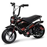 Monster Moto MM-E250-PR Black/Red/Pink Watt 250 W Electric Mini bike
