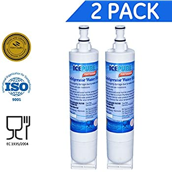 Interesting Kitchenaid Aquasense Filter Refrigerator Replacement Water Compatible With Whirlpool Pur 4396508 4396510 For Maytag Side By R And Decor