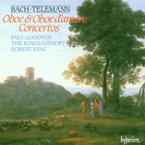 Oboe & Oboe D'Amore Concerti