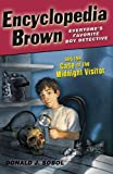 Encyclopedia Brown and the Case of the Midnight Visitor by Donald J. Sobol (2008-05-15)