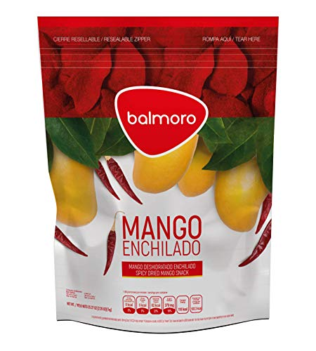 Balmoro Spicy Dried Mango or Spicy Dried Pineapple