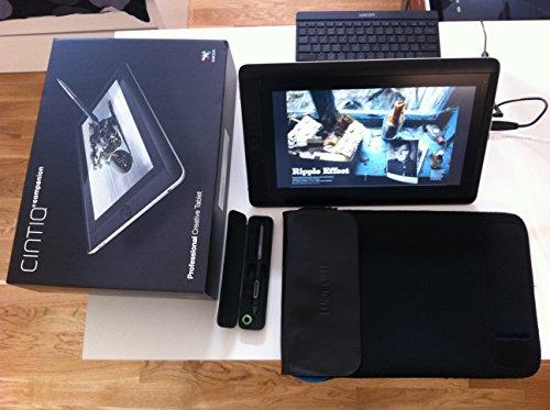 Wacom Cintiq Companion Multi touch Professional