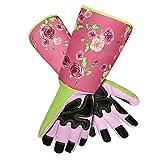 Long Sleeve Gardening Gloves Pruning Thornproof
