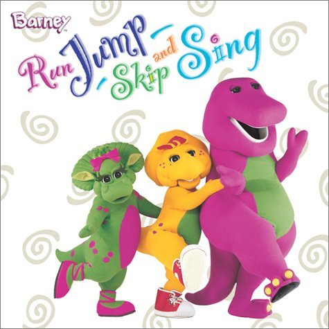Run Jump Skip & Sing (Barney Sing A Long Songs Cd)