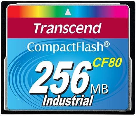 Transcend Compact Flash Produkte 256MB Flash (80X)