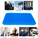Gel Seat Cushion,Double Thick Office Chair Seat