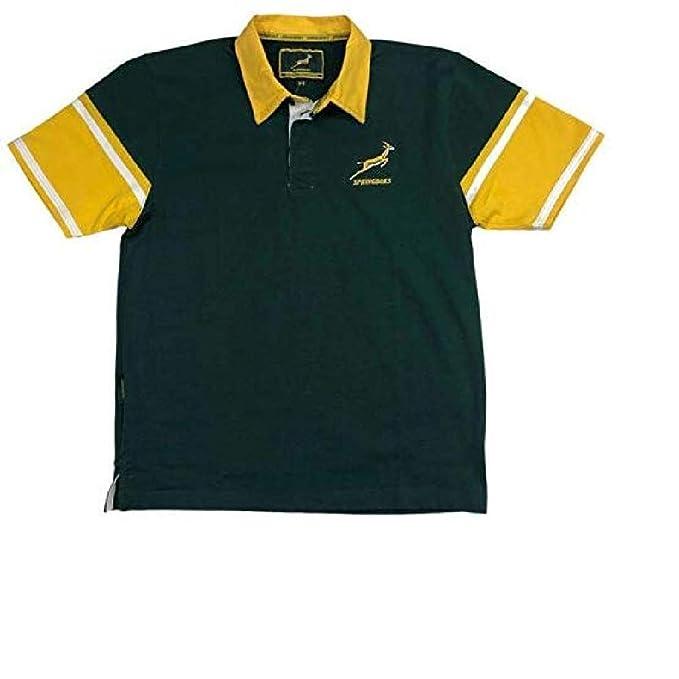 South Africa Rugby Springboks 2019/20 Season - Camiseta de Rugby ...