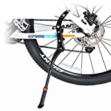 ROCKBROS Bike Bicycle 24''-29'' Adjustable Kickstand Bike Accessories Black