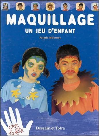 Maquillage, un jeu enfant pdf, epub ebook