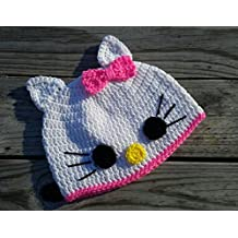 Hello Kitty Toboggan Beanie