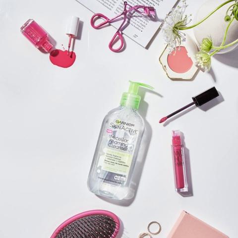 Garnier SkinActive Micellar Foaming Face Wash, For Oily Skin, 6.7 fl oz 7