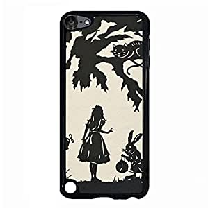Ipod Touch 5th Generation Phone Case Nice Phone Shell Cover Alice In Wonderland Quotes Stylish Design Cover for Ipod Touch 5th Generation Disney Cartoon Alice In Wonderland