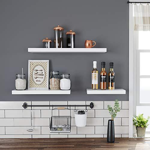 Decorative Floating Shelf Set