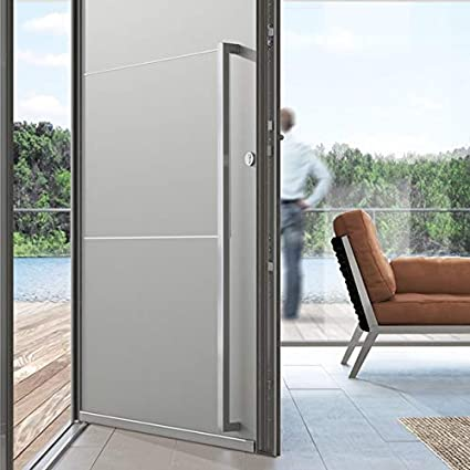 125 Ornamental Modern Stainless Steel Sus304 Entrance Entry