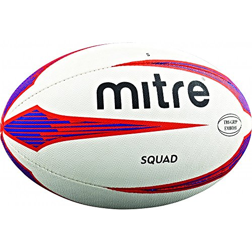 mitre B4104 Squad Rugby Ball Size 5