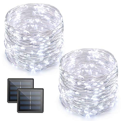 Vmanoo LED String Lights