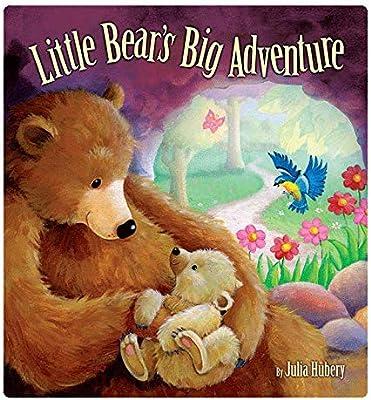 Little Bear S Big Adventure Little Hippo Books Children S Padded Board Book Julia Hubery Gill Guile Gill Guile 9781950951284 Amazon Com Books