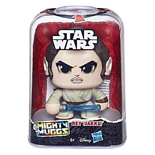 Star Wars Mighty Muggs Rey Jakku #5 Hasbro E2174