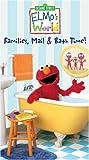Elmos World - Families, Mail, & Bath Time [VHS]