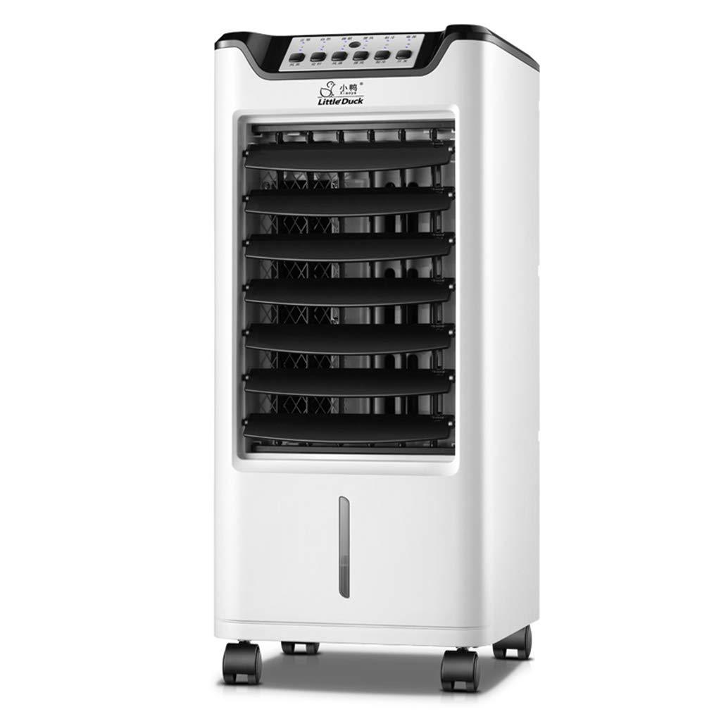 毎日の家 ミュート空調ファン加湿静的可動式シングルコールドエアクーラー冷蔵水冷ファンファミリーリビングルームに適しています。 (色 : Remote control, サイズ さいず : 25*57cm) B07PNSSHKF Remote control 25*57cm