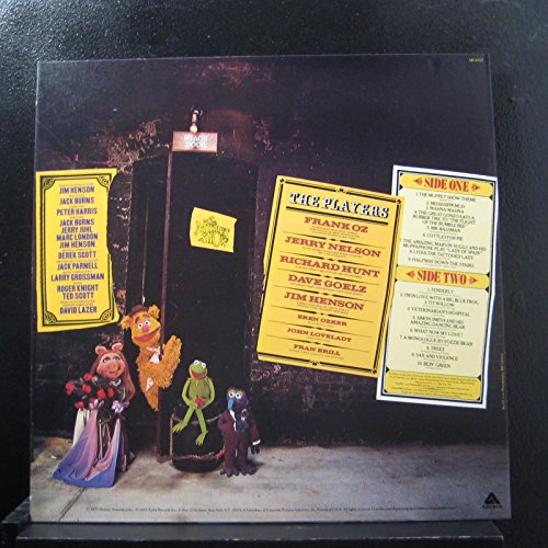 The Muppet Show [LP VINYL] by Arista (Image #1)