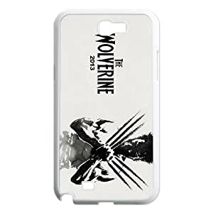 The Wolverine For Samsung Galaxy Note 2 N7100 Csae protection Case DH512153