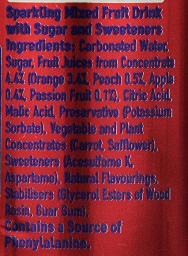 Fanta Fruit Twist 330ml X 24 by Fanta (Image #2)