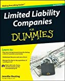 img - for Limited Liability Companies For Dummies by Jennifer Reuting (2011-01-04) book / textbook / text book