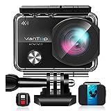 VanTop Moment 3 Action Camera Gen2, 4K 16MP Sony Sensor WiFi Waterproof Action - Best Reviews Guide