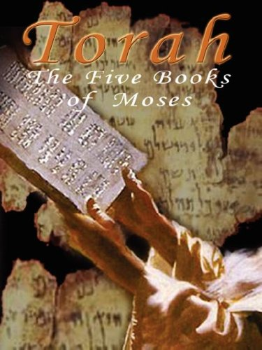 Torah: The Five Books of Moses - The Interlinear Bible: Hebrew/English