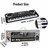 61 Key Keyboard Piano For Kids,Children Portable