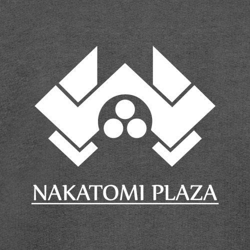 Dressdown Nakatomi Plaza - Unisex Hoodie-Graphite-Medium