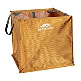 MagiDeal Foldable Tree Climbing Rock Climber Caving Throw Line Rope Cord Protector Deploy Cube Carry Bag 15.35 x 15.35 x 15.35 inch - Choice of Color