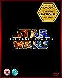 Star Wars: The Force Awakens (Limited Edition Dark Side Artwork Sleeve) [Blu-ray ] [2015] Bild