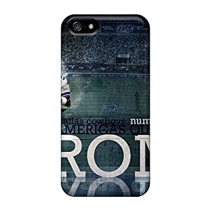 GAwilliam Iphone 5/5s Well-designed Hard Case Cover Dallas Cowboys Protector