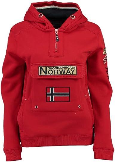 Sudadera para hombre Geographical Norway
