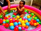 INFLATABLE KIDS BATH TUB-3FT..YOUR KIDS WILL LOVE TO PLAY IN IT...!!! (Multi)
